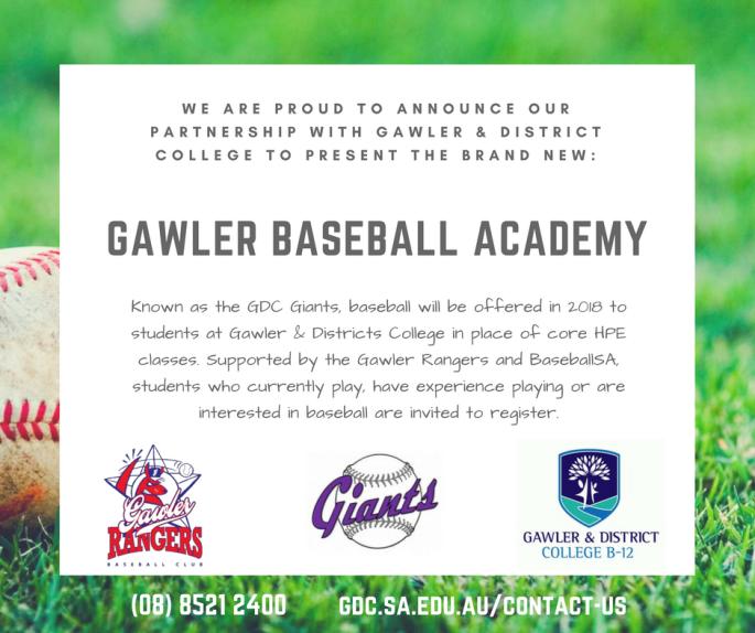 Gawler Baseball Academy