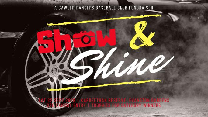 Show & Shine Event Cover